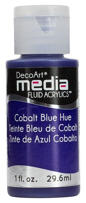 We sell Deco Art Fluid Acrylics