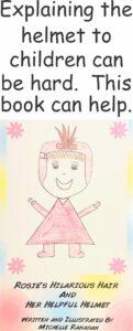 Helmet book for children