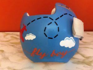 Fly boy doc band