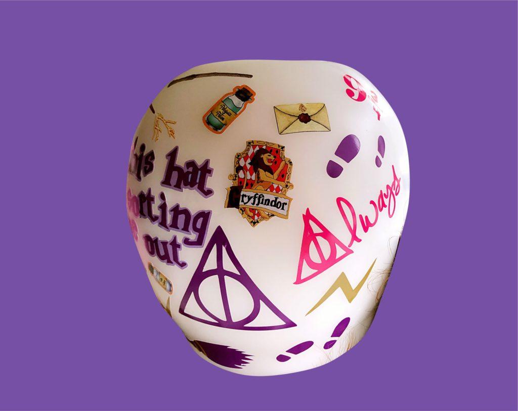 Harry Potter girl cranial band