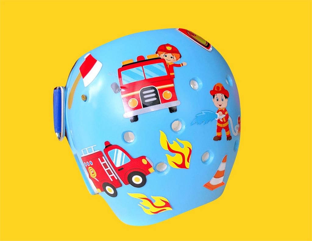 I am a firefighter cranial band