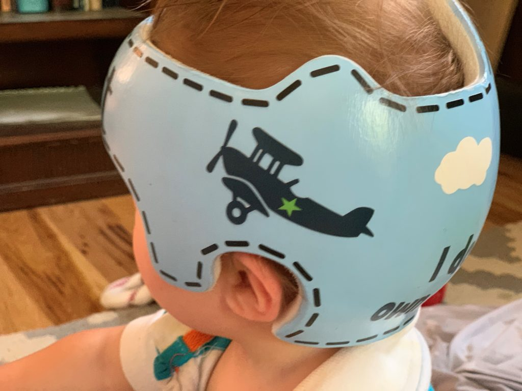 Airplane 2 cranial band