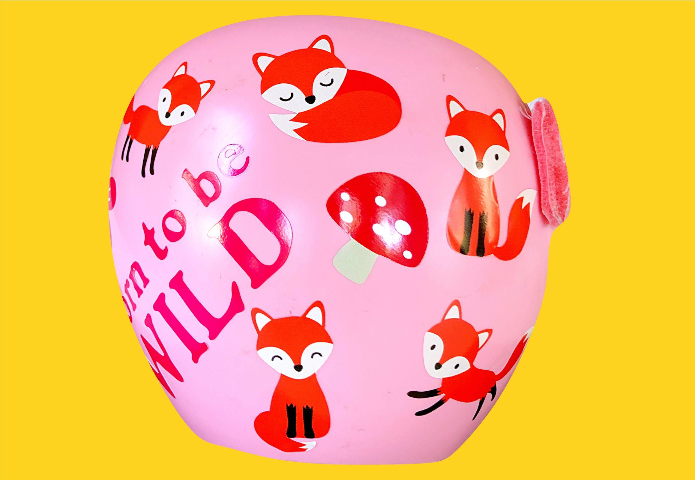Baby fox 2 cranial band