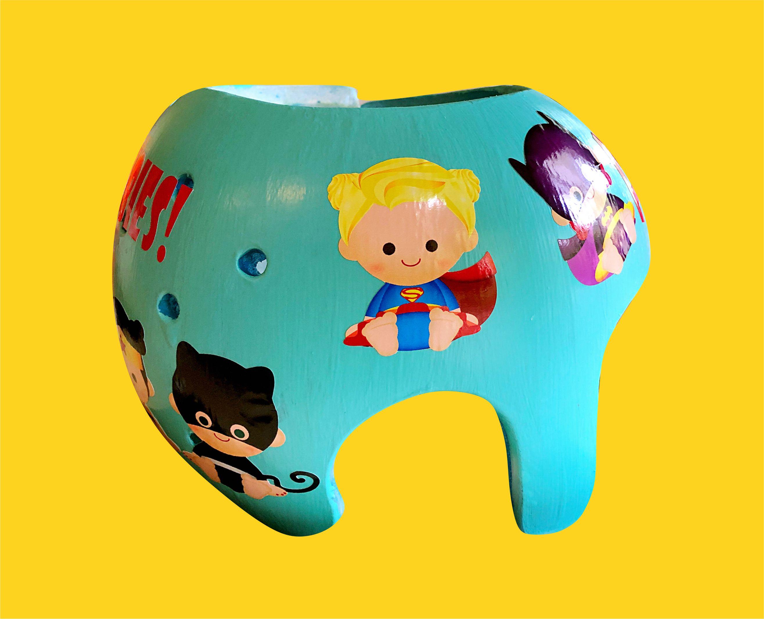 Baby Super cranial band