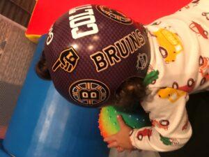 Boston bruins cranial band