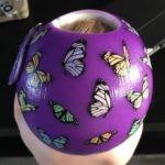 Butterflies cranial band