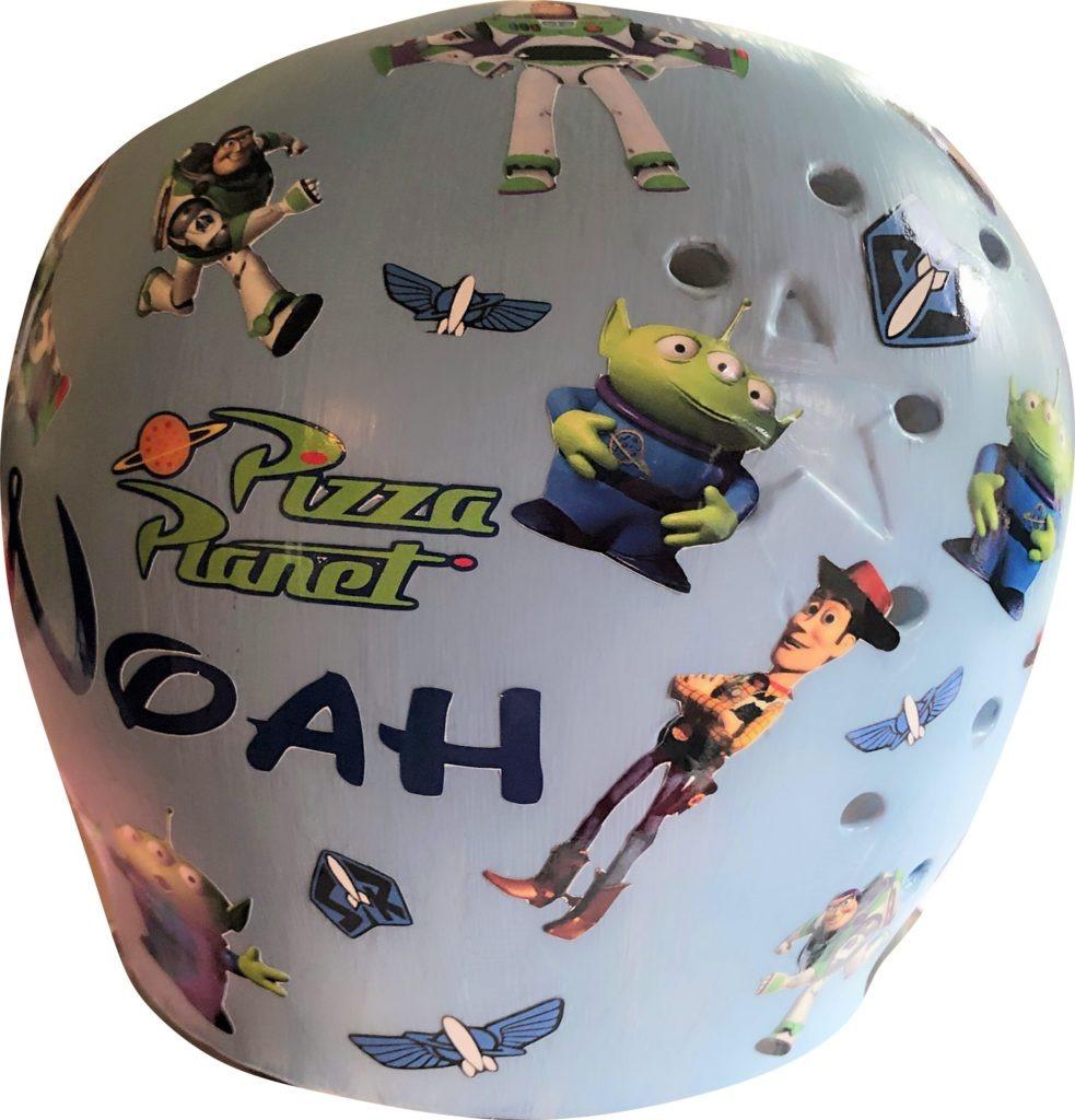 Buzz lightyear cranial band