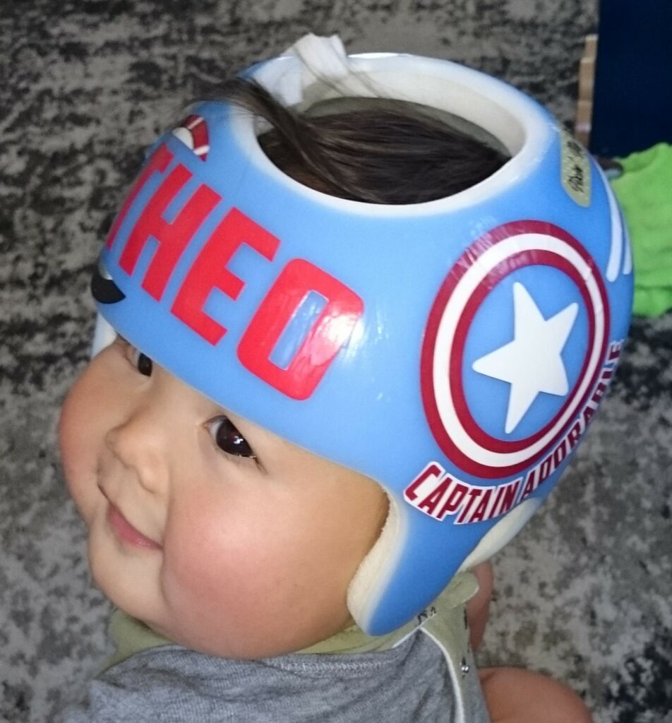Captain adorable cranial band