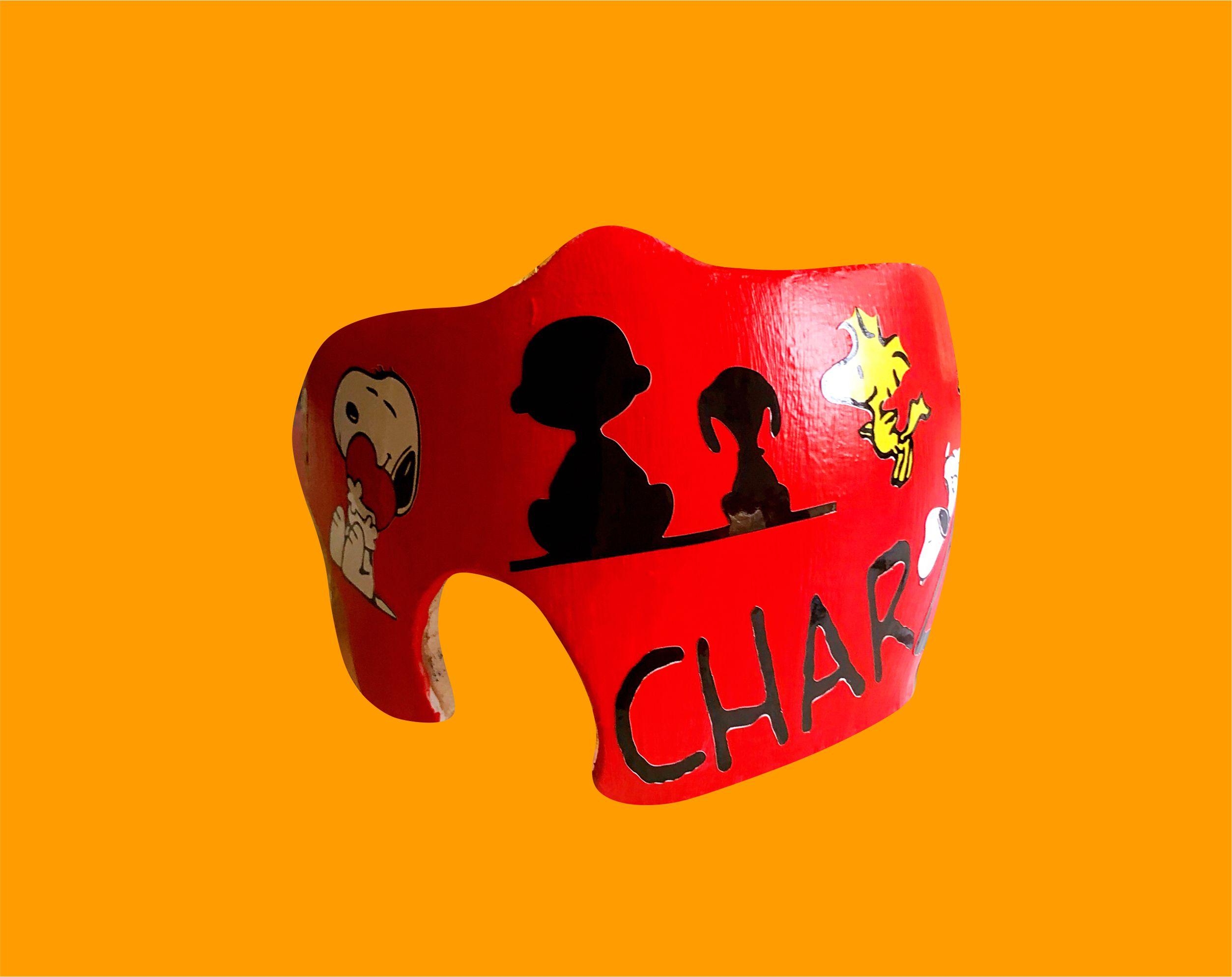 charlie brown cranial band