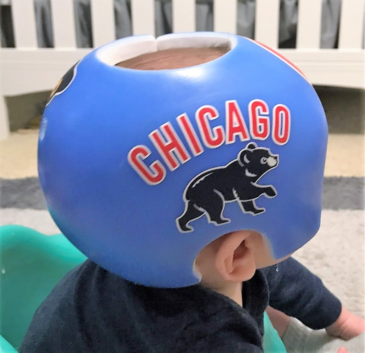 Chicago cubs cranial band