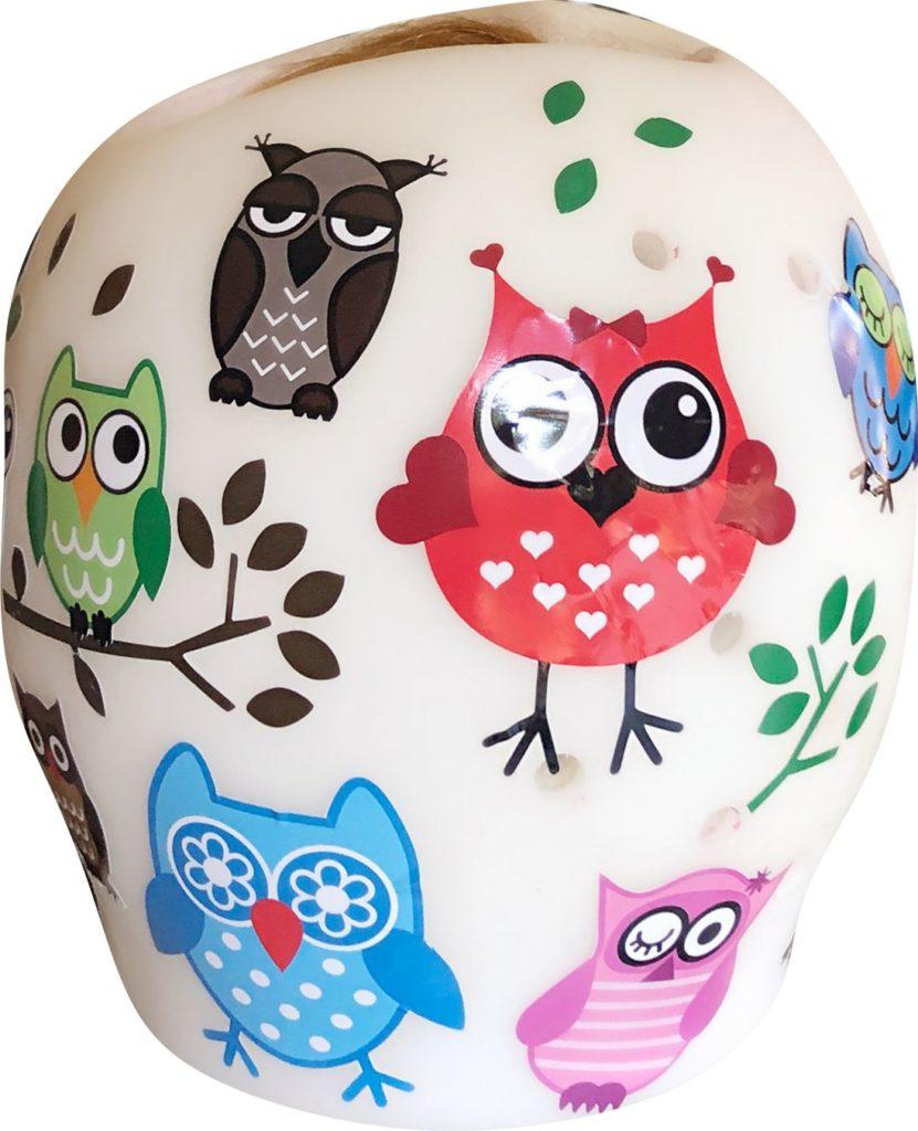 Chubby owls cranial band