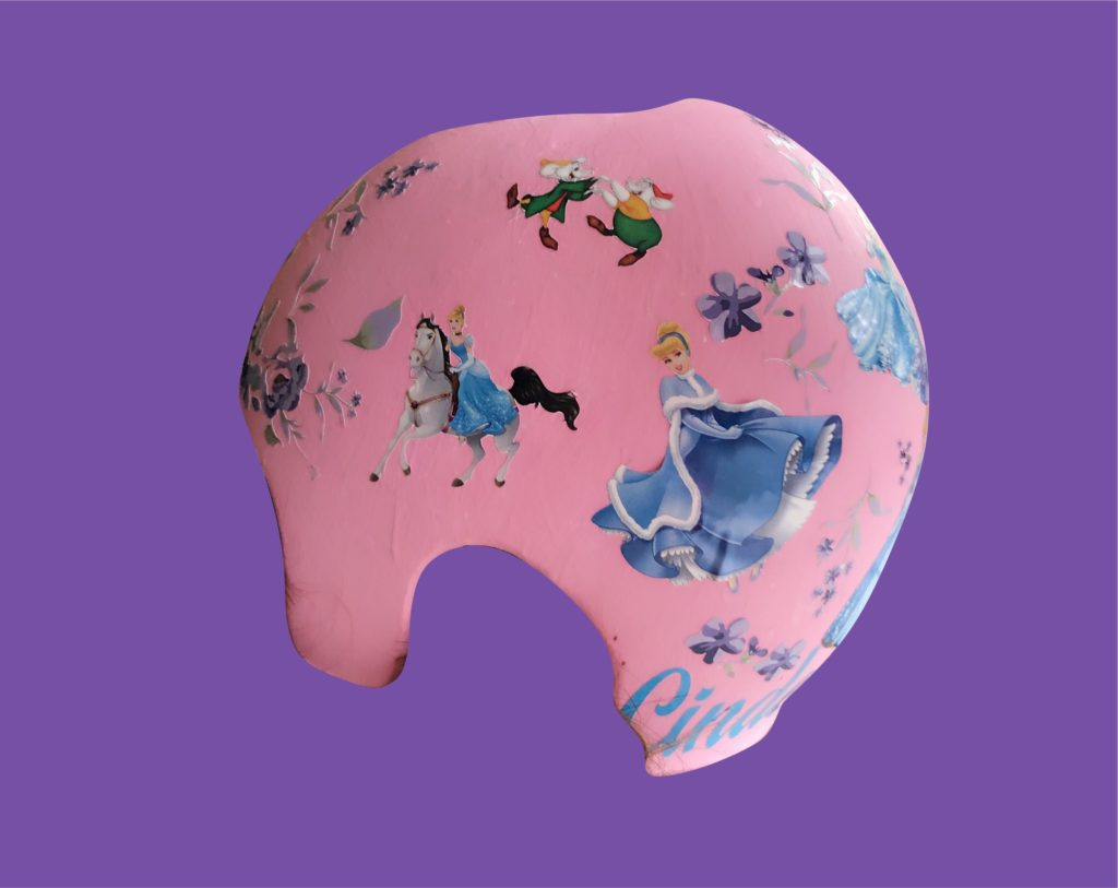 Cinderella cranial band