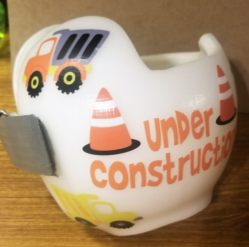 Construction doc band decoration