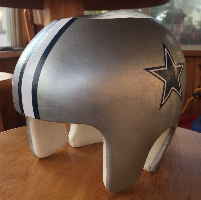 Dallas cowboys cranial band