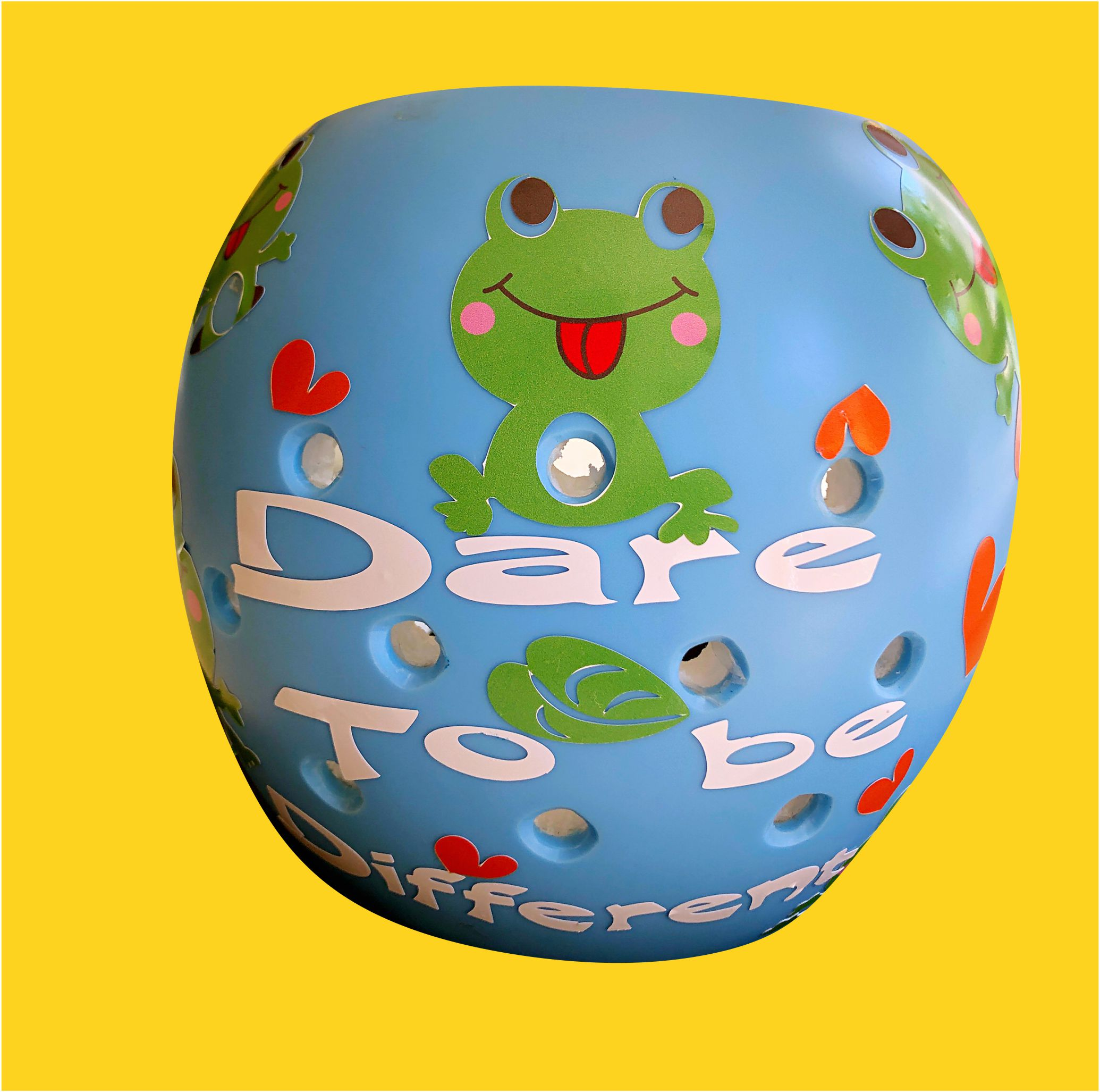 Dare to be different cranial band