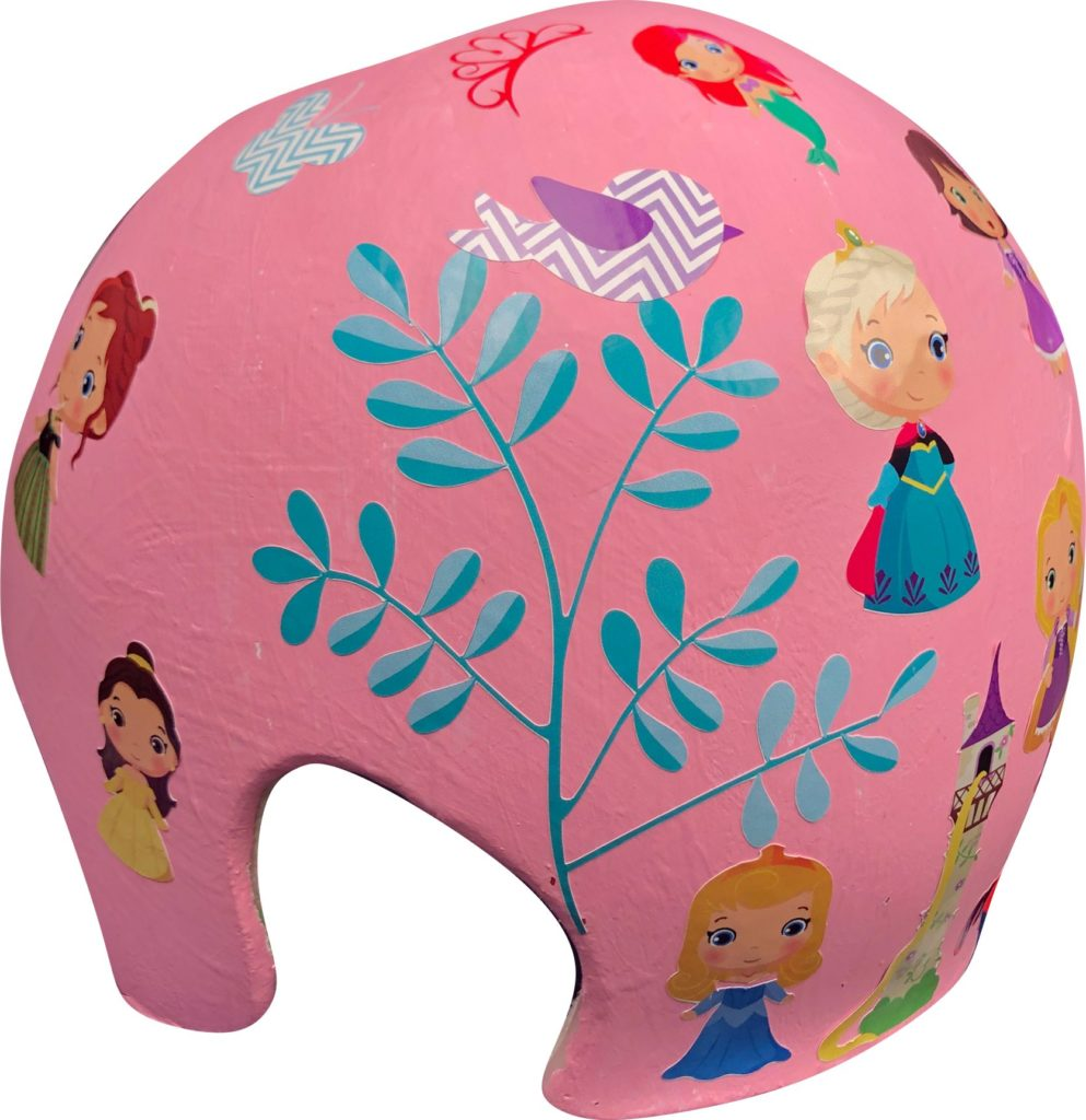 Disney princess cranial band