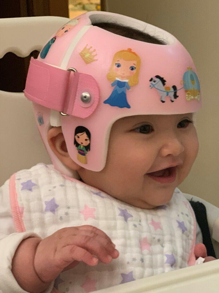 Disney princesses cranial band
