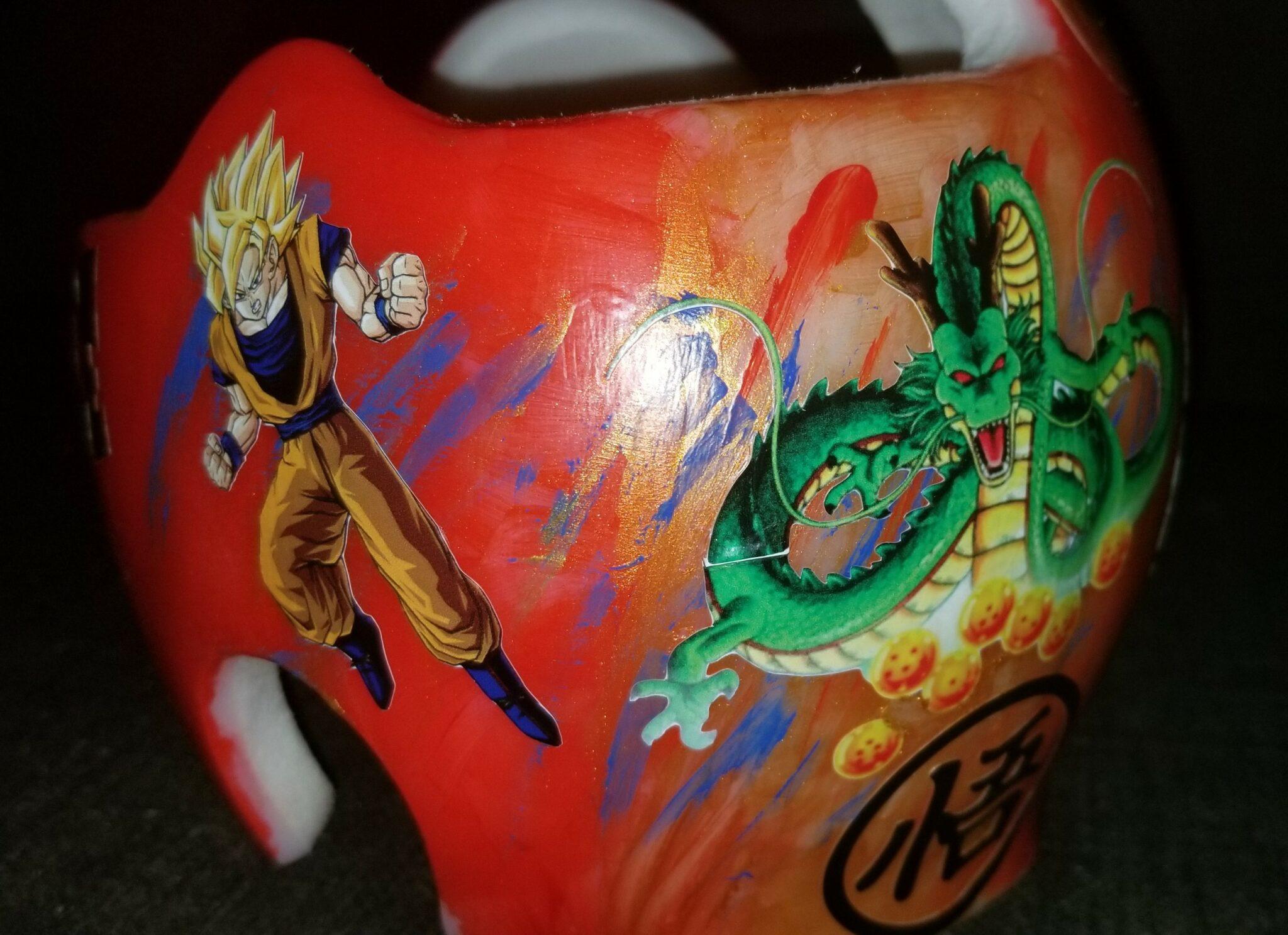 Dragon ball z cranial band
