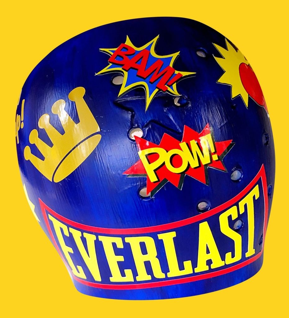 Everlast cranial band