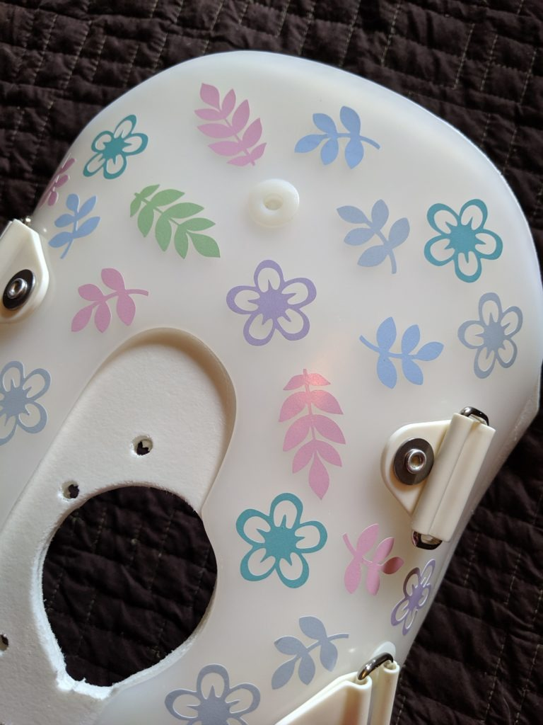 Flower brace