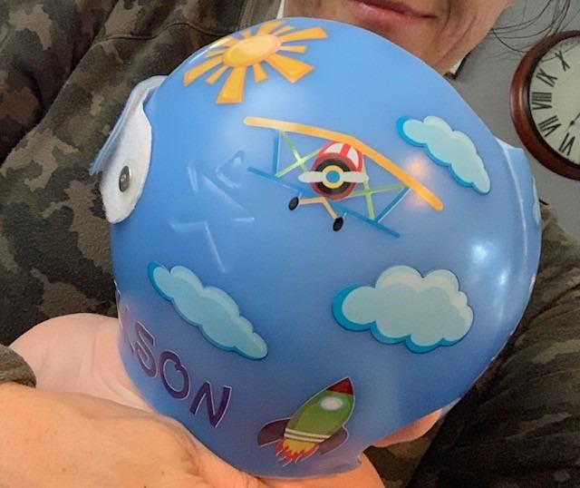 Fly Boy cranial band