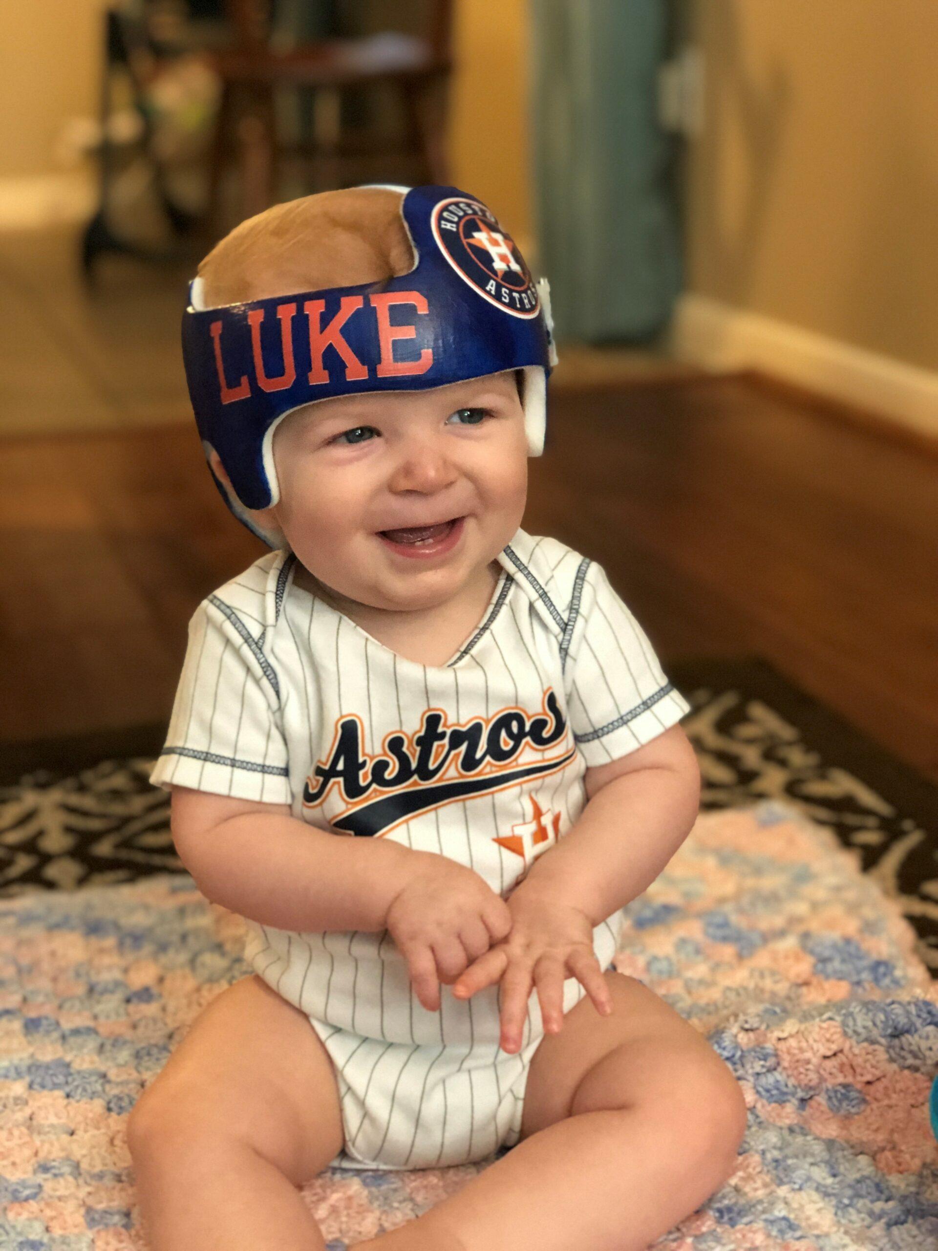 Houston Astros cranial band