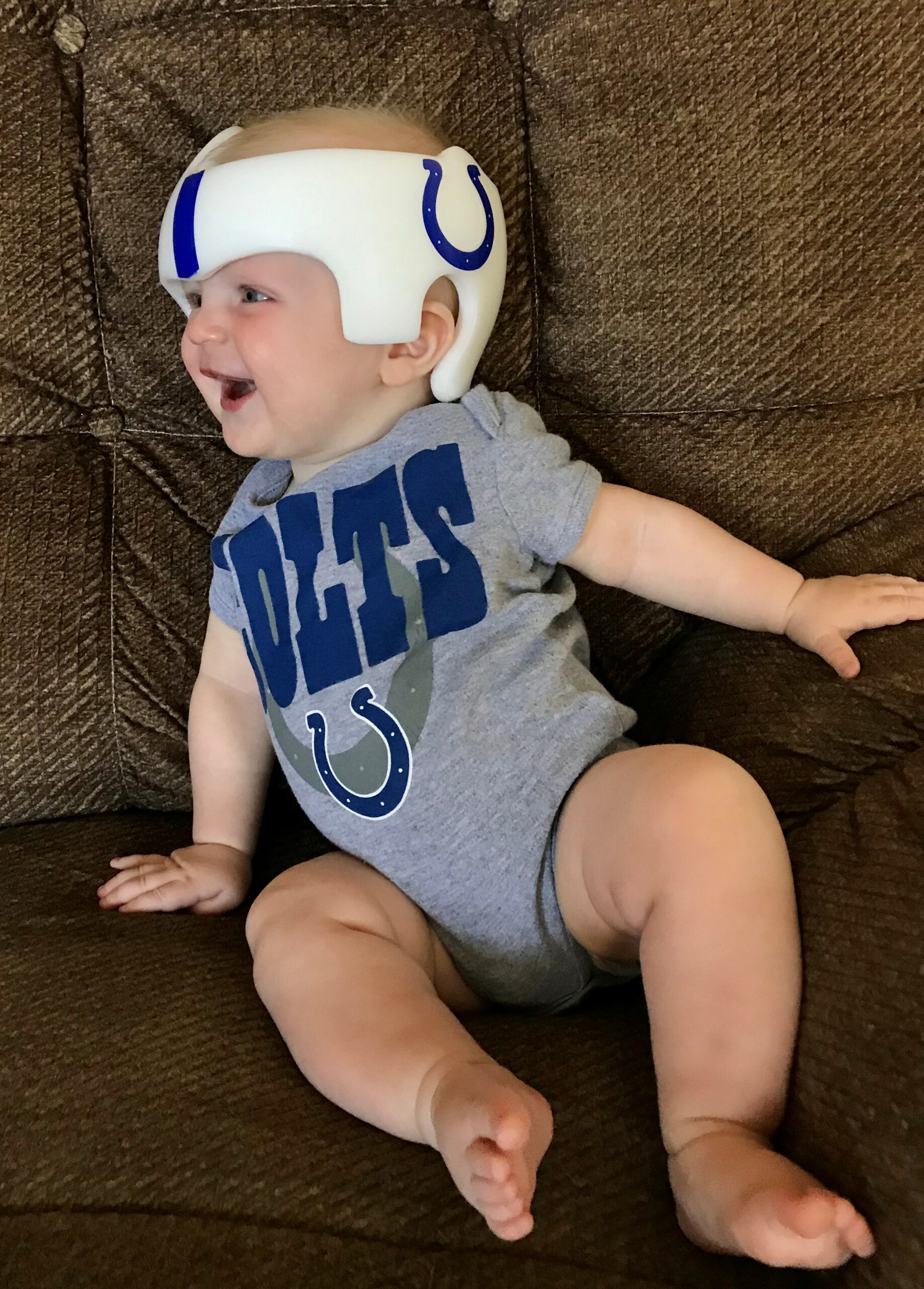 Indianapolis Colts doc band
