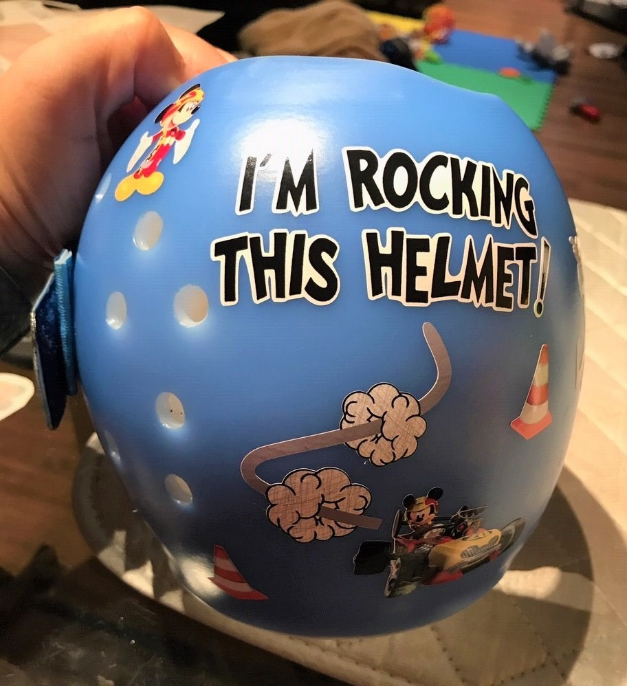 mickey mouse roadsters cranial band