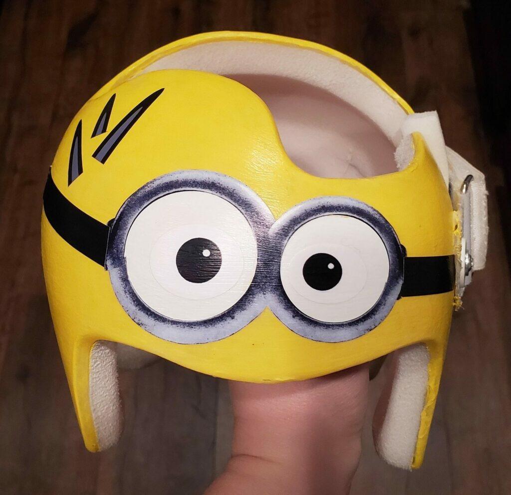 minions cranial band