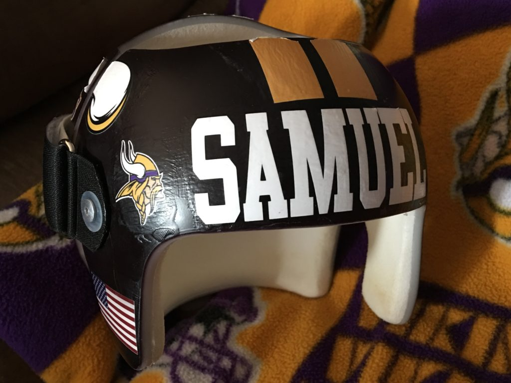 Minnesota vikings doc band