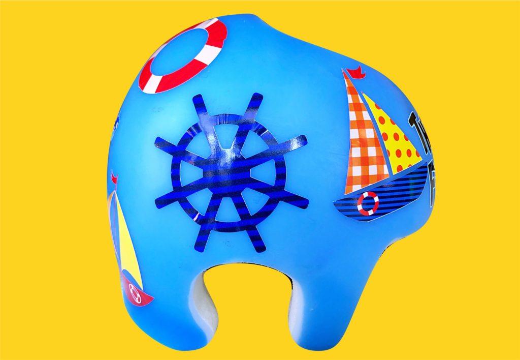 Nautical 2 cranial band