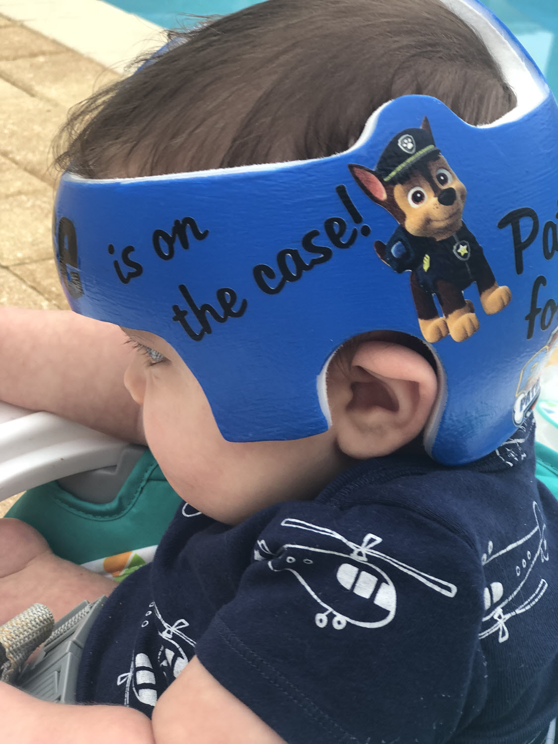 Paw Patrol doc band decoration