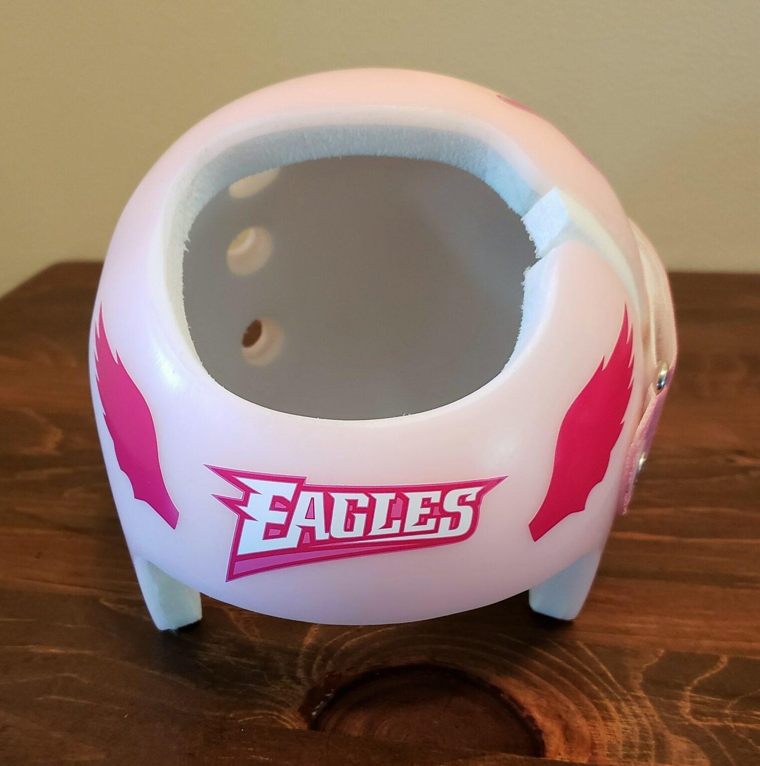 Philadelphia eagles girl cranial band