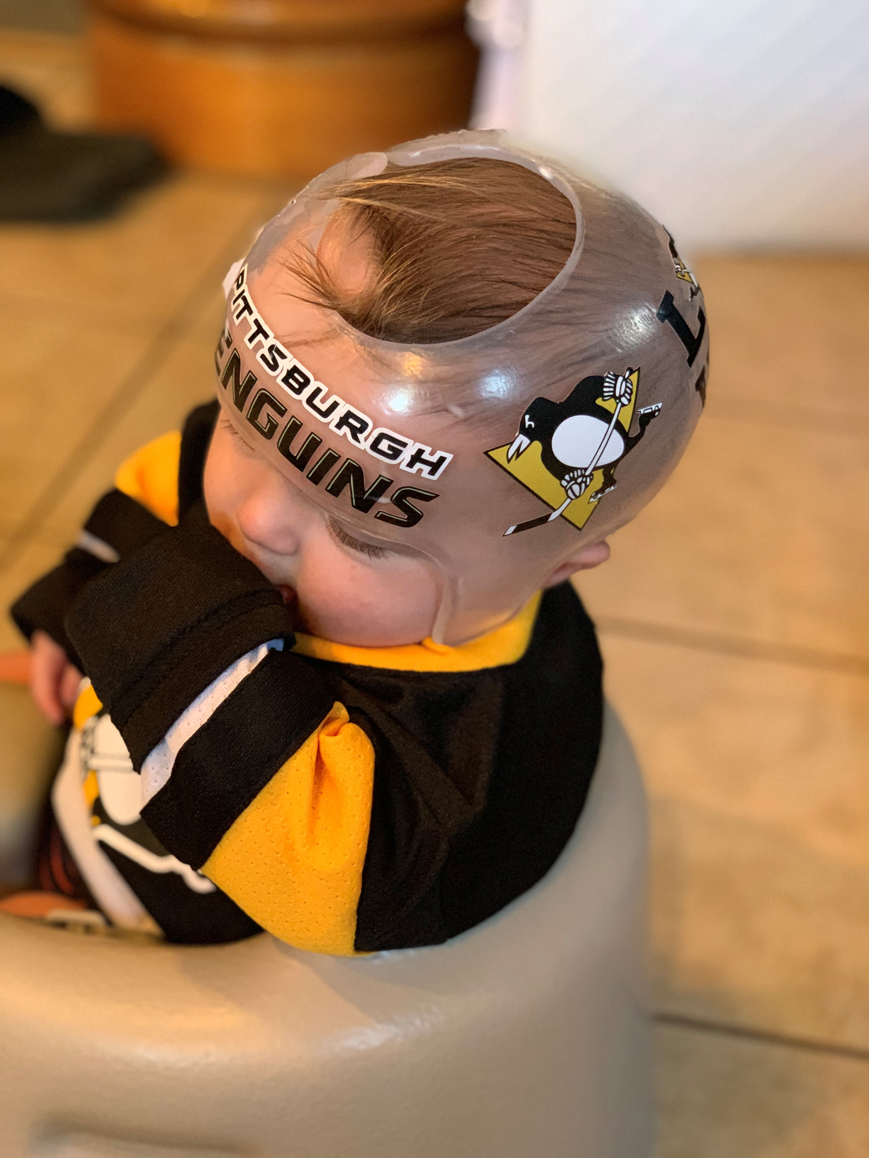Pittsburgh penguins cranial band