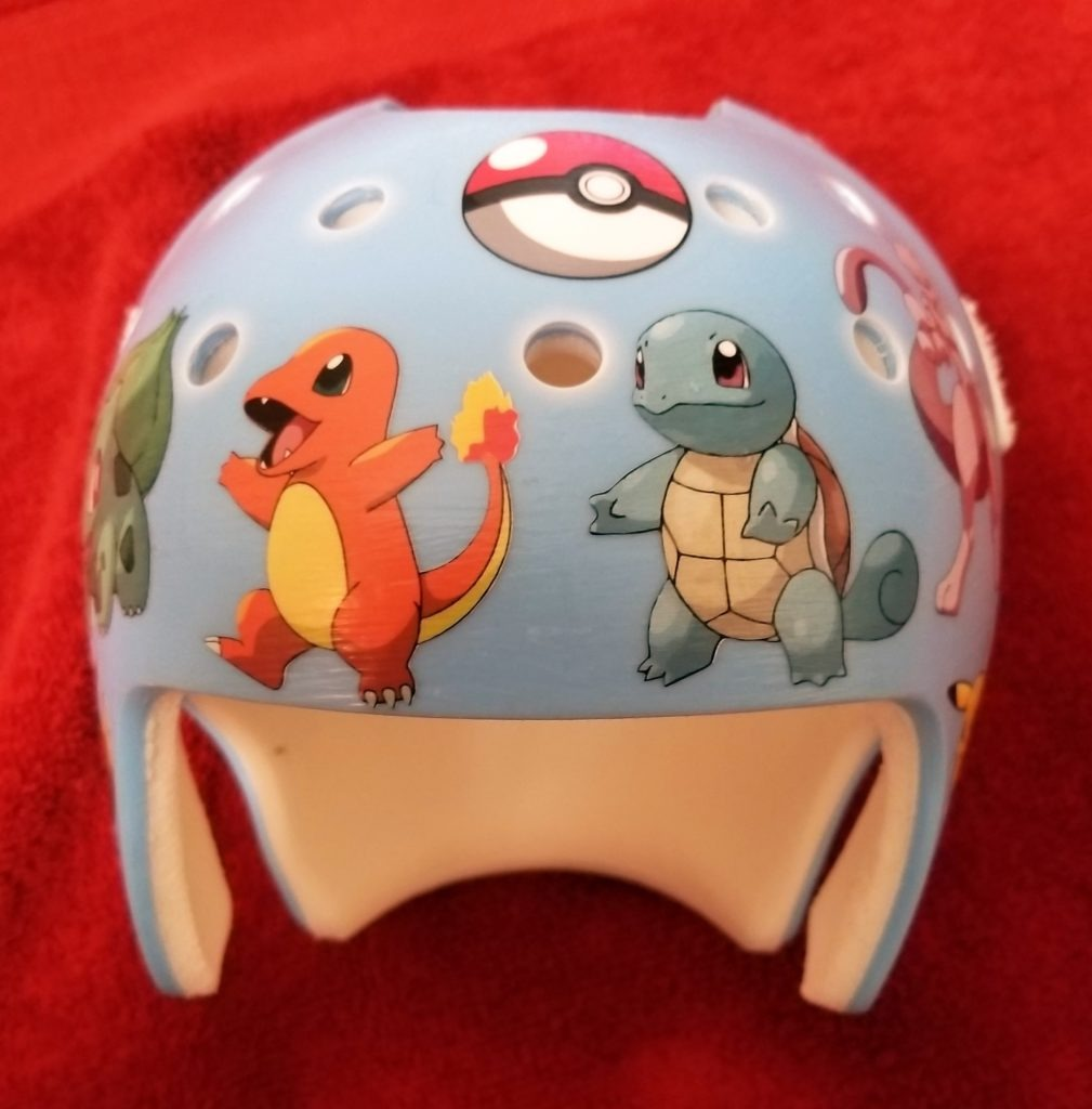 Pokemon Go cranial band