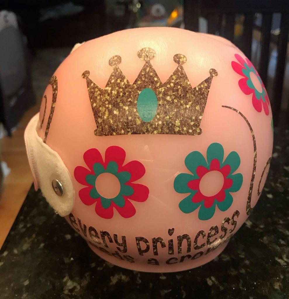 Princess 10 cranial band