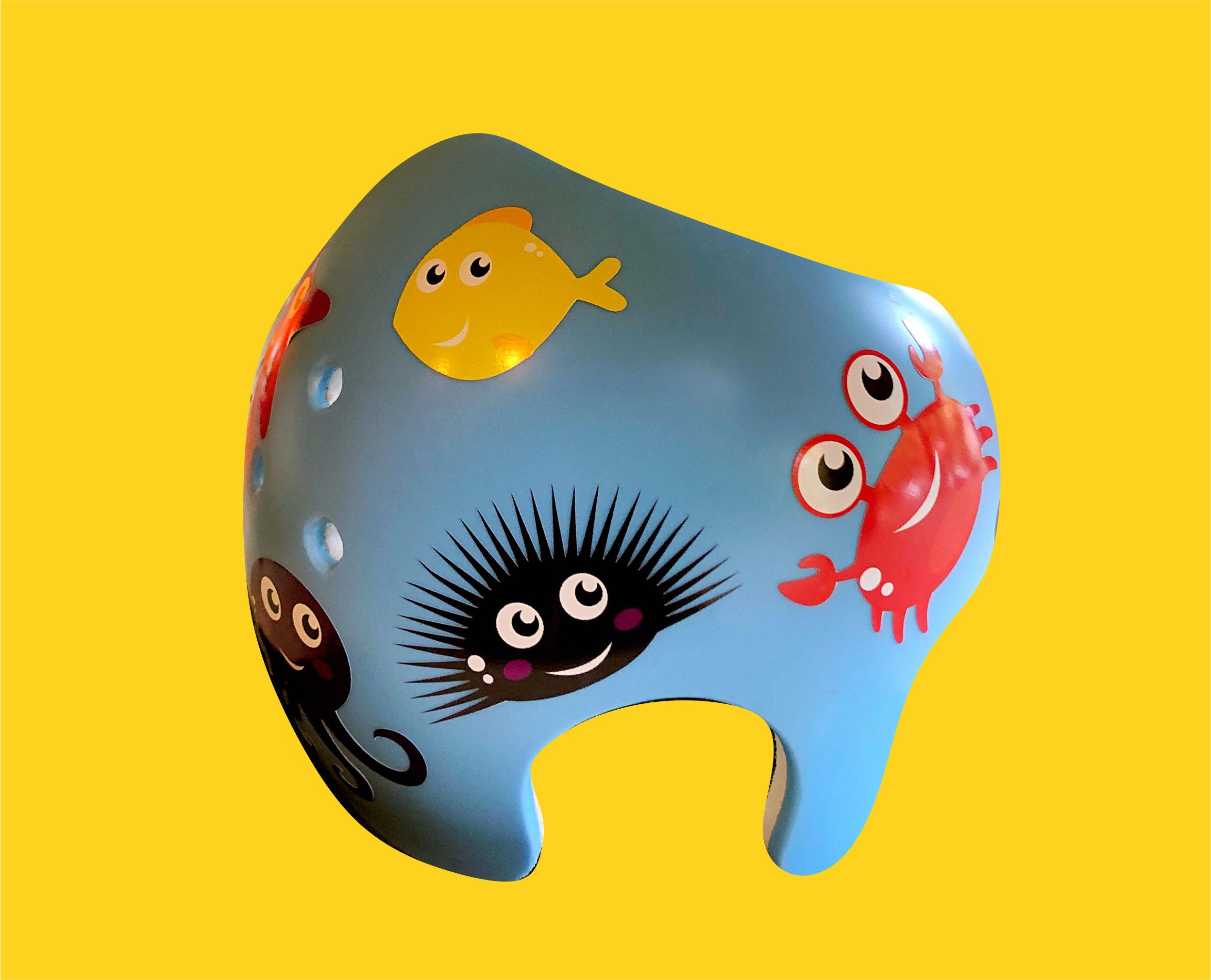 Sea creature 2 cranial band