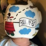 Snoopy flying ace doc band