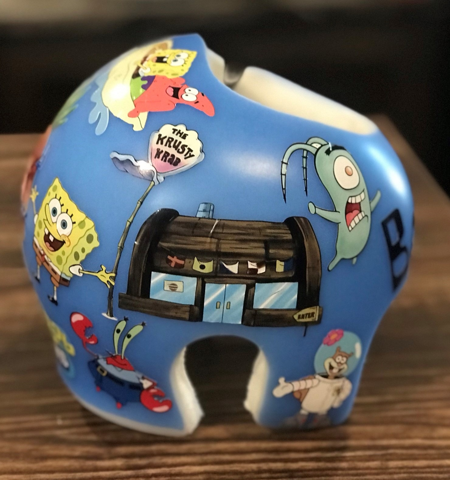 sponge bob square pants cranial band