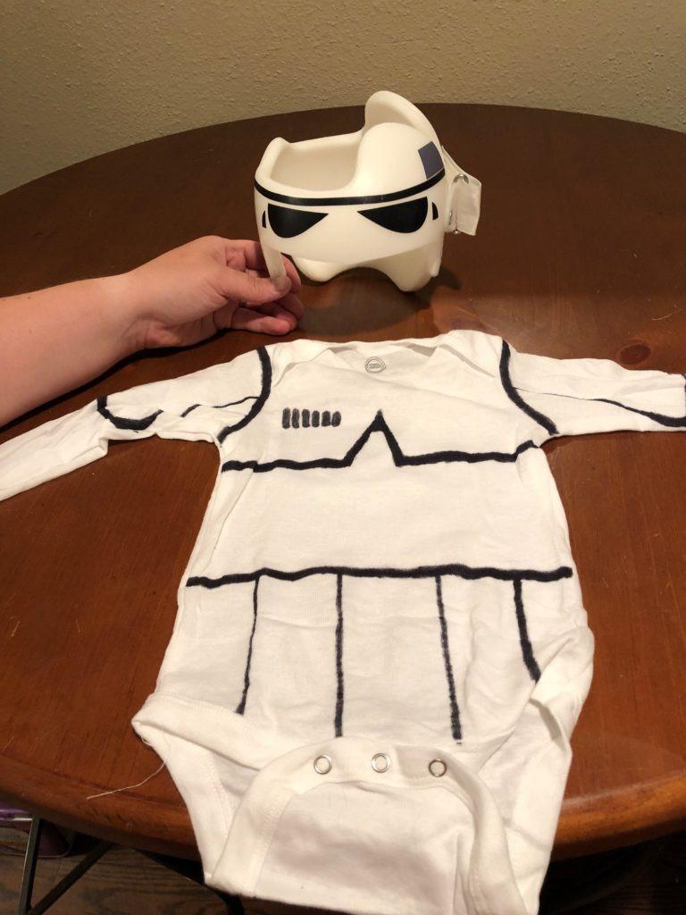 Storm trooper doc band