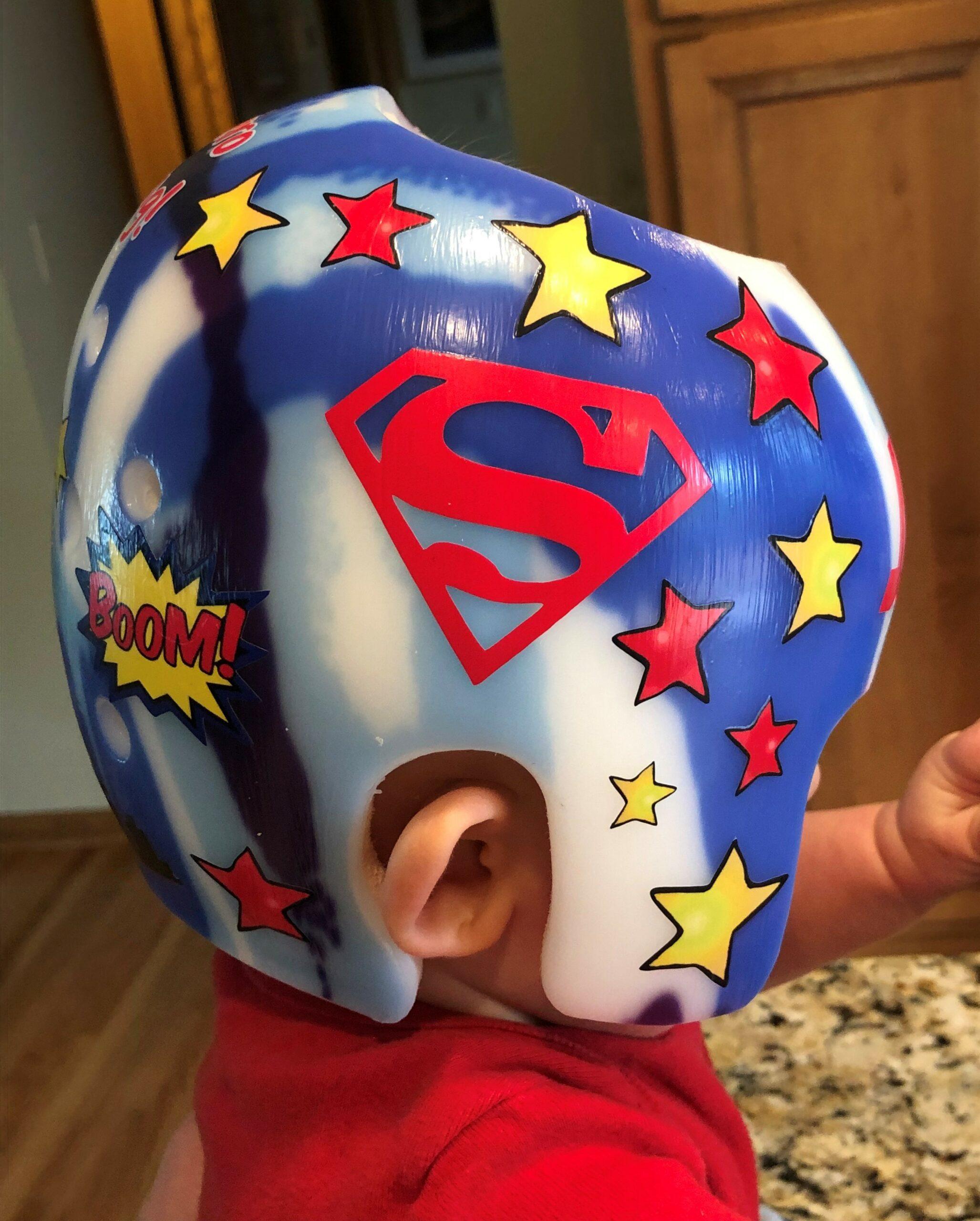 Super Man doc band