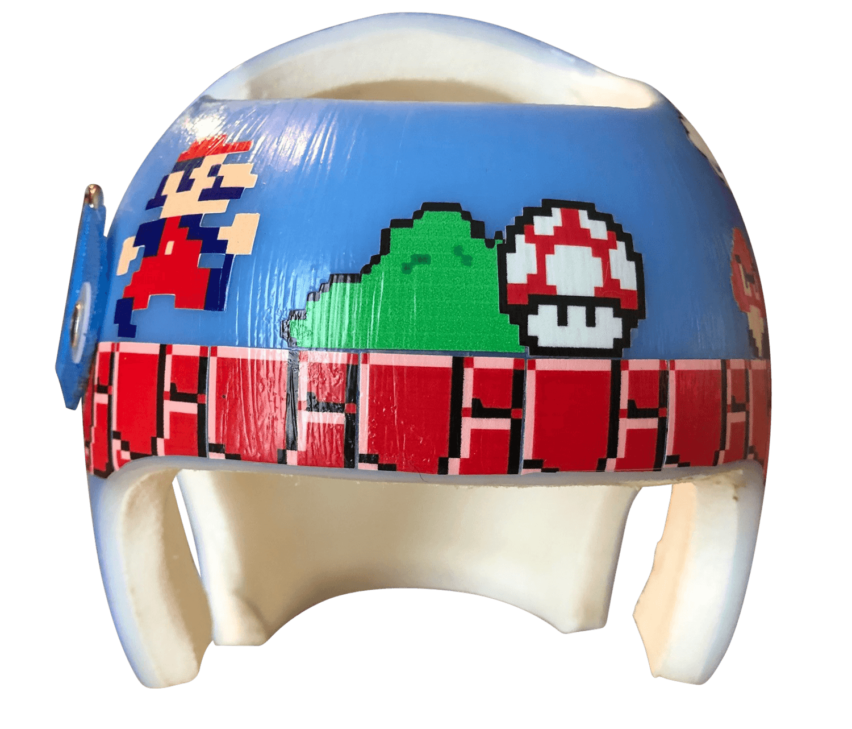 Super Mario cranial band