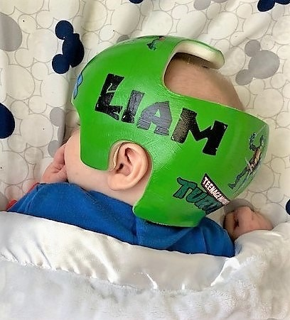 Teenage mutant ninja turtle cranial band
