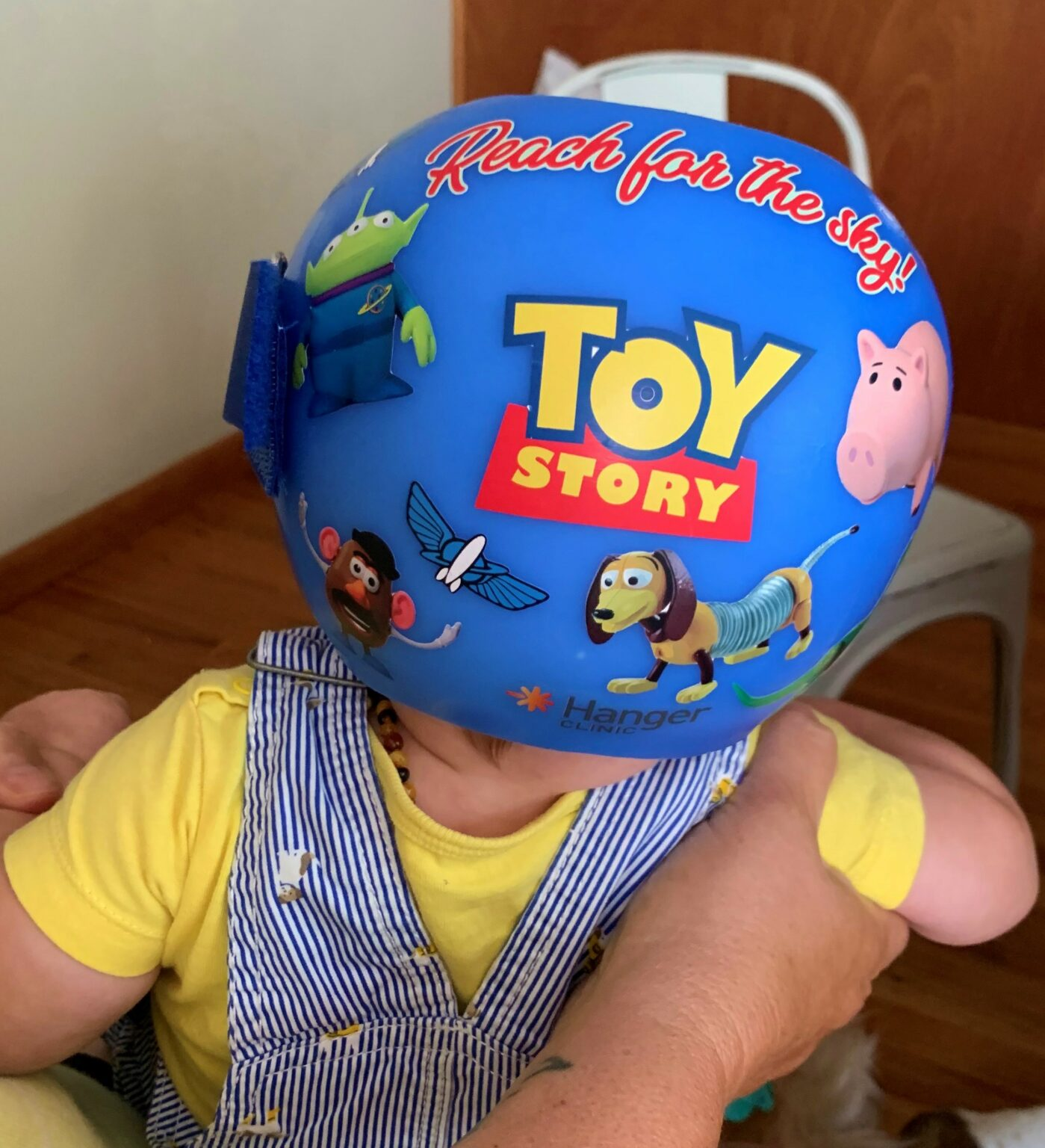 Toy story cranial band