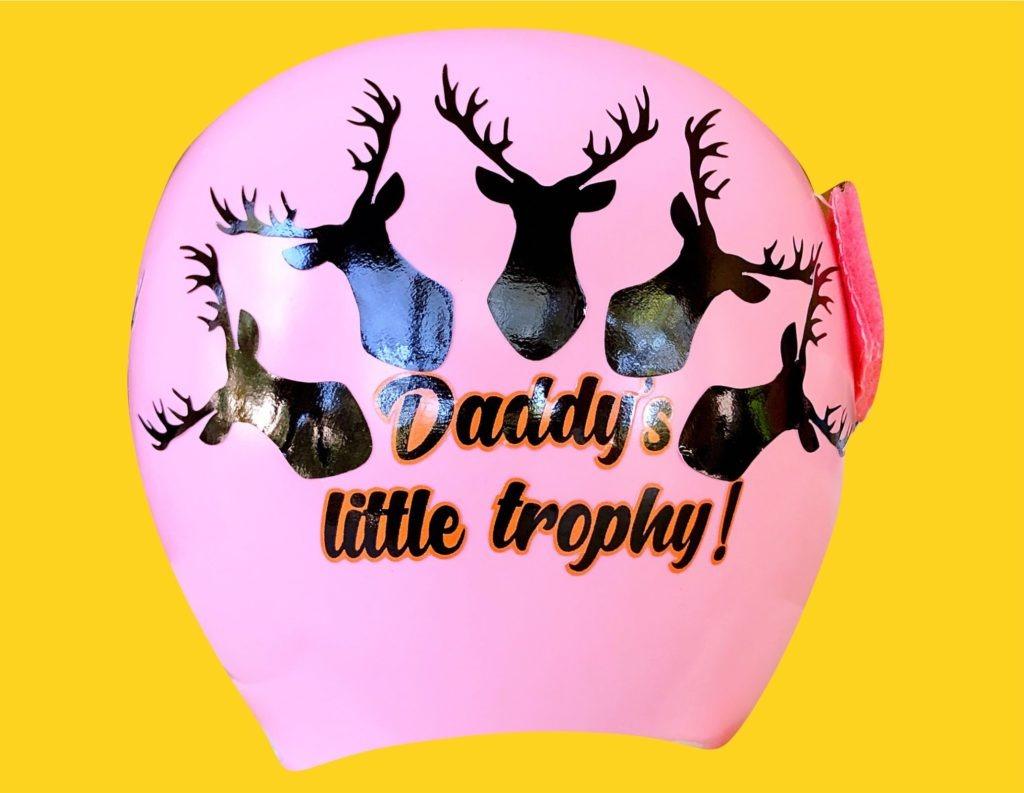 Trophy cranial band