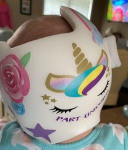 Unicorn dreams cranial band