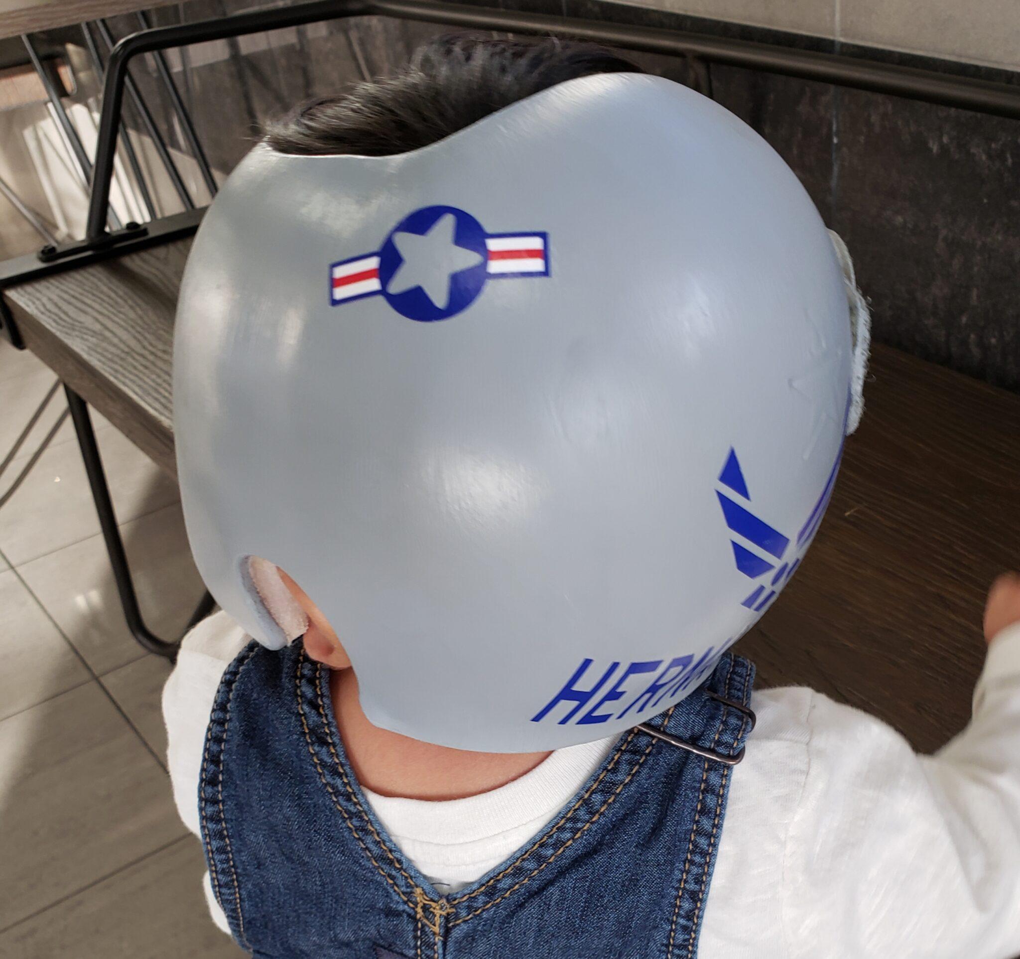 us air force cranial band