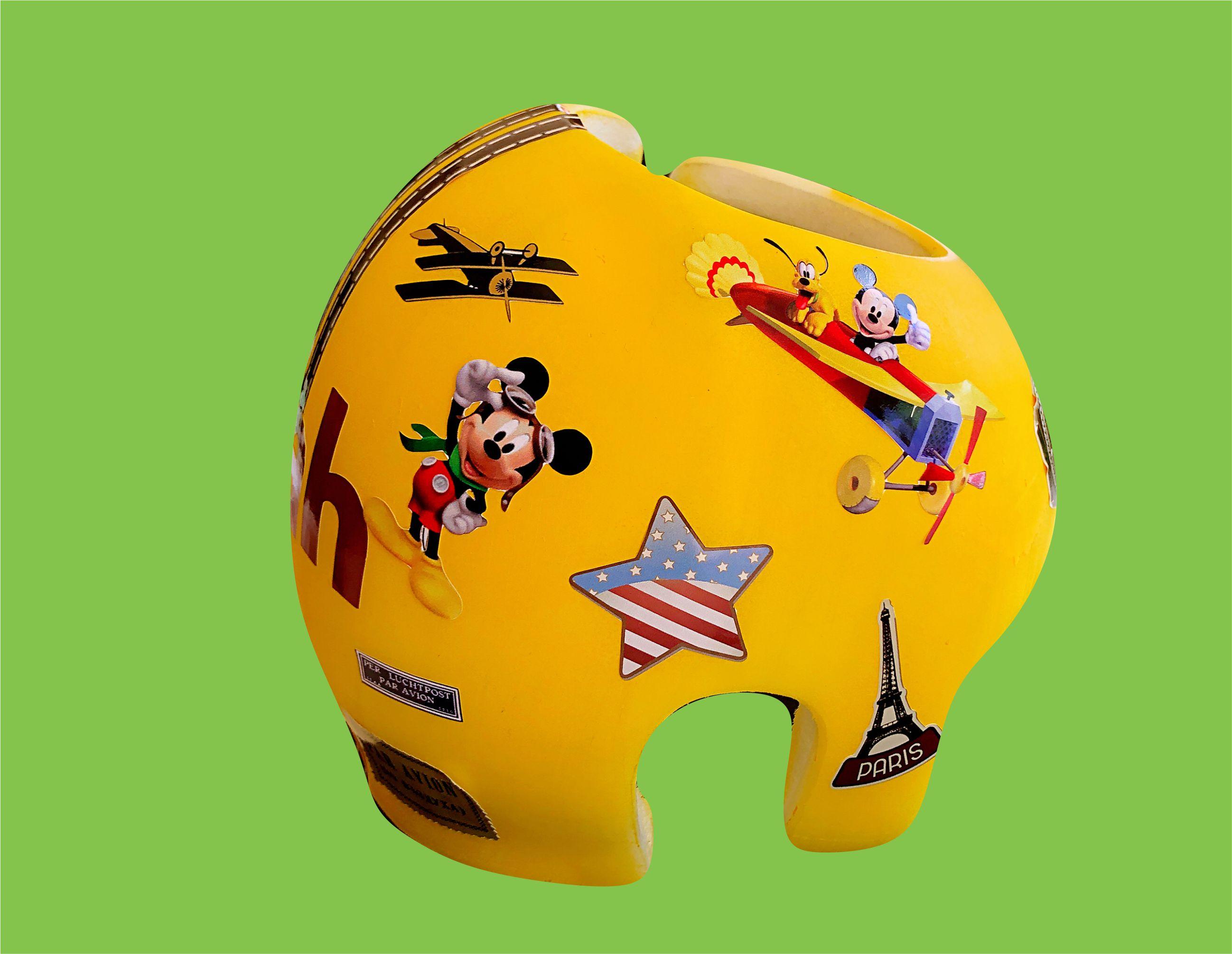 Vintage explorer Mickey cranial band