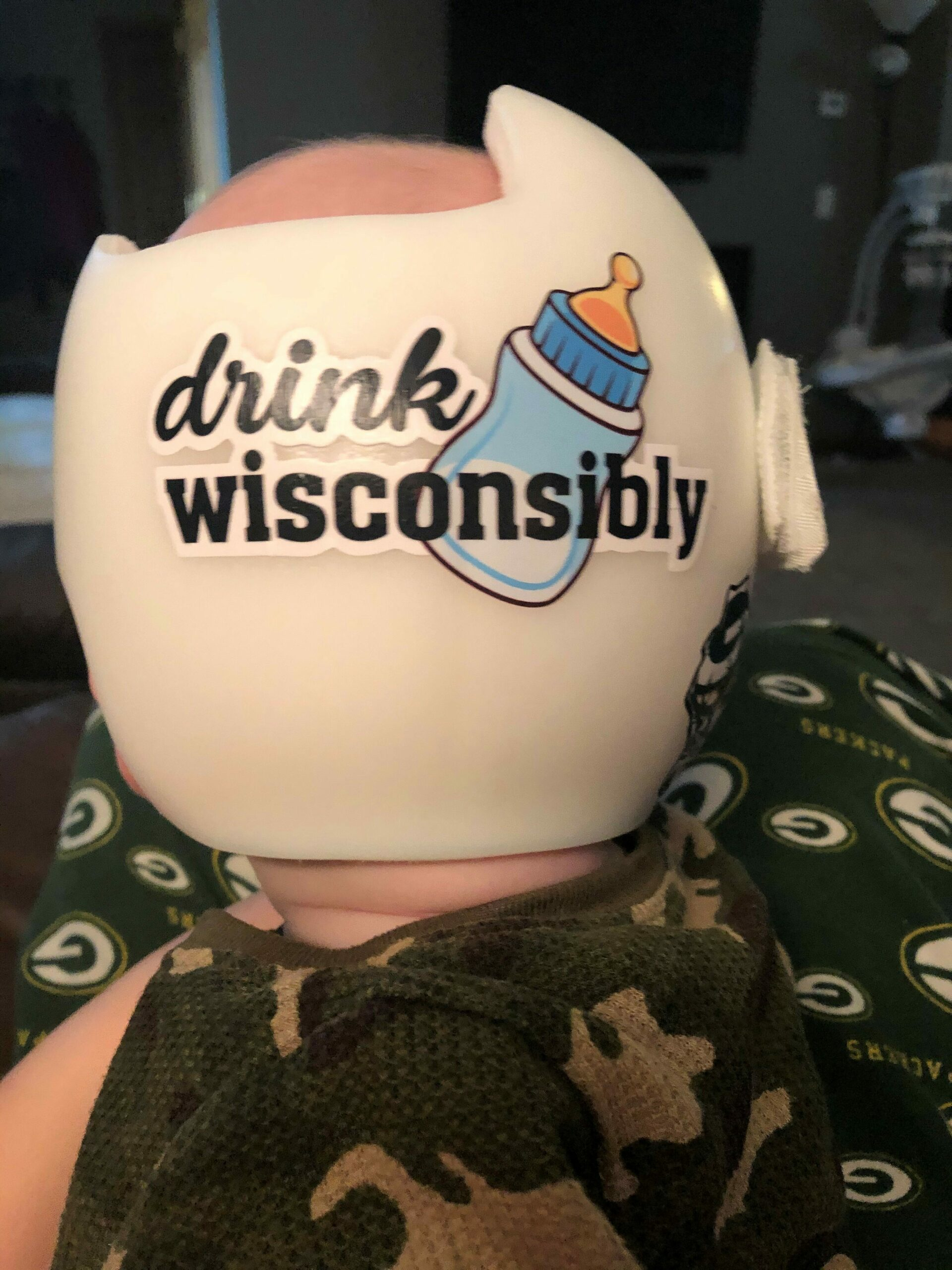 wisconsin sports cranial band