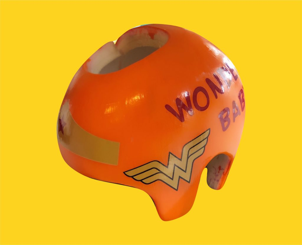 Wonder baby cranial band